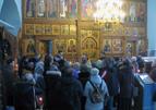 Монастырь посетили участники православного молодежного международного фестиваля