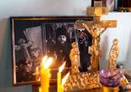 Похороны игумена Андрея (Козлова)